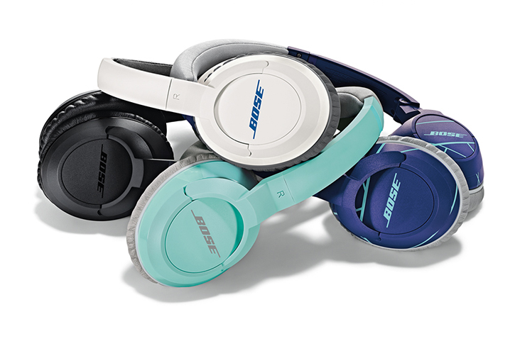 Bose Soundtrue phones in some great colours