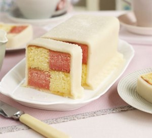 Battenberg - the cake of Kings