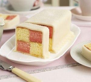Battenberg - the cake of Kings
