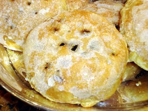 Eccles Cake, the Soul King of cakes