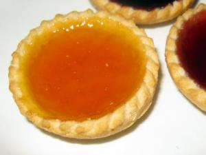 Quince jam tart, the spiritual leader of cakes
