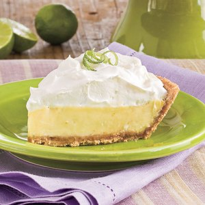 Key lime pie - Dylan's favourite cake