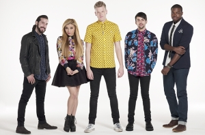 The fabulous Pentatonix from Texas